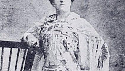 Francisca Sánchez, la española que conquistó el corazón de Rubén Darío