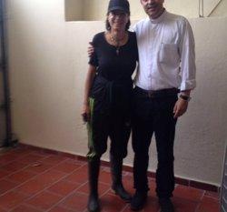 Margallo celebra l'alliberament de la periodista: Sempre va creure que no corria perill (PRESIDENCIA DE COLOMBIA)