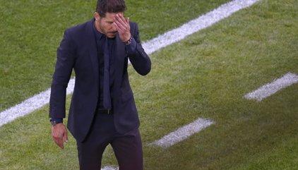 """Simeone: """"Es un momento para pensar por mi parte"""""""