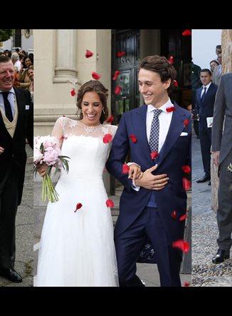 Inspiración nupcial: tres vestidos para tres novias muy distintas