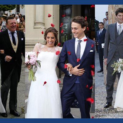 Foto: Inspiración nupcial: tres vestidos para tres novias muy distintas (EUROPA PRESS)
