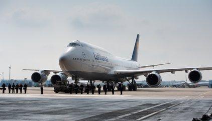 Lufthansa suspende sus vuelos a Caracas