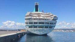 El Port de Palamós (Girona) suma 300.000 passatgers i 357 creuers des de l'any 2000 (PORTS DE LA GENERALITAT DE CATALUNYA)