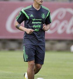 Alliberat el futbolista mexicà Alan Pulido després d'un dia de segrest (EUROPA PRESS)