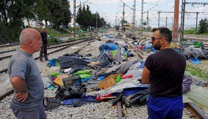 Detingut a Àustria un neonazi que va amenaçar a assassinar sol·licitants d'asil