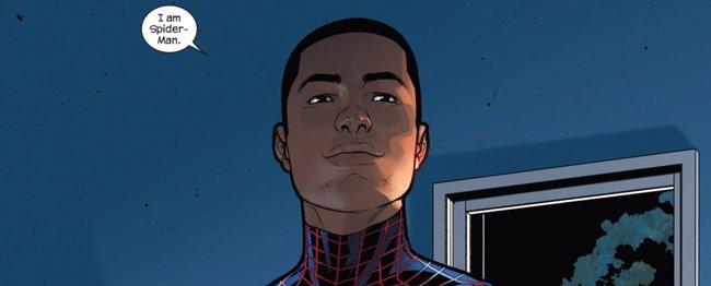 ¿Será Miles Morales el protagonista de la nueva película de animación de Spiderman? (MARVEL)
