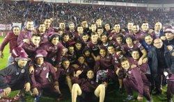Lanús es proclama campió de la Primera Divisió argentina després d'atropellar San Lorenzo (CLUB ATLÉTICO LANÚS)