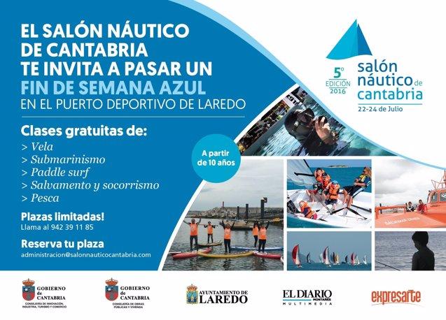Foto: El Salón Náutico de Cantabria lanza un bono solidario infantil (SALÓN NÁUTICO)
