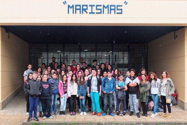 Foto: El instituto 'Marismas' de Santoña logra una mención especial en los Premios Buero Vallejo (GOBIERNO)