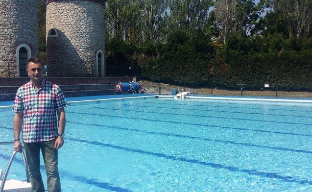 Foto: La inscripción para los cursos de natación de verano en La Cantábrica se abrirá el 10 de junio (AYTO)