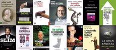 Feria del Libro 2016: Los 15 libros económicos que no te puedes perder (EUROPA PRESS)