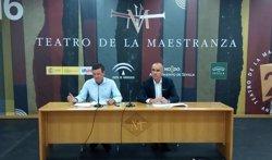 El Consejo de Administración de la Sinfónica de Sevilla llega por