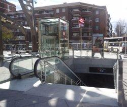 Detinguts tres grafiters de la L5 de Metro de Barcelona (GENERALITAT)