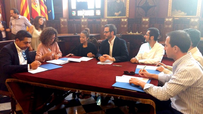 Más de 400.000 residentes en municipios baleares ya pueden disponer de la tarjeta ciudadana de Palma