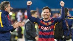 El judici contra Messi i el seu pare per presumpte frau a Hisenda començarà aquest dimarts (VÍCTOR SALGADO (FCB))