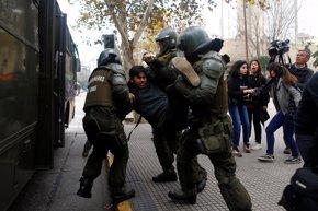 Foto: Las protestas estudiantiles en Chile alcanzan una dimensión nacional (REUTERS)