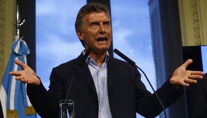 Argentina.- Macri anuncia que repatriará más de un millón que tenía en Bahamas