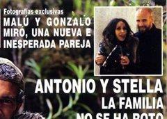 La relación de Malú y Gonzalo Miró sigue siendo un...
