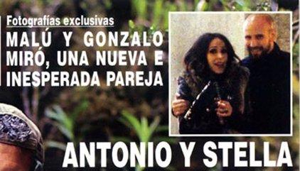 La relación de Malú y Gonzalo Miró sigue siendo un misterio ¿Siguen?