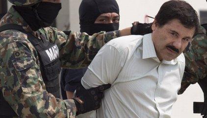 México advierte de que 'el Chapo' no ha interpuesto ningún amparo a su extradición