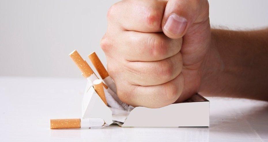Foto: El Día Mundial Sin Tabaco: Beneficios de dejar de fumar (GETTY)