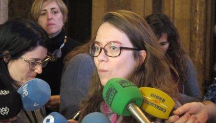 """Reguant (CUP) lamenta que hi ha 100 manifestants ferits a Gràcia """"no comptabilitzats"""""""