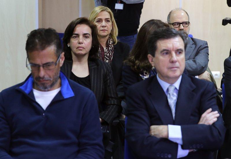 La Infanta deberá estar presente en el juicio desde el 10 de junio de acelerarse su desarrollo