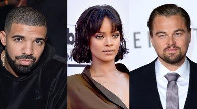 Drake, enojado con la actitud de Leonardo DiCaprio con Rihanna