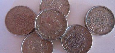 Los españoles conservan 1.648 millones de euros en billetes y monedas de pesetas (EUROPA PRESS)