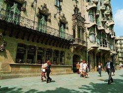 La Casa Batlló omple la seva terrassa amb vetllades musicals durant l'estiu (TURISME DE BARCELONA)