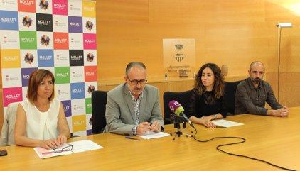 El ple de Mollet del Vallès rebutja la visita d'Otegi al Parlament