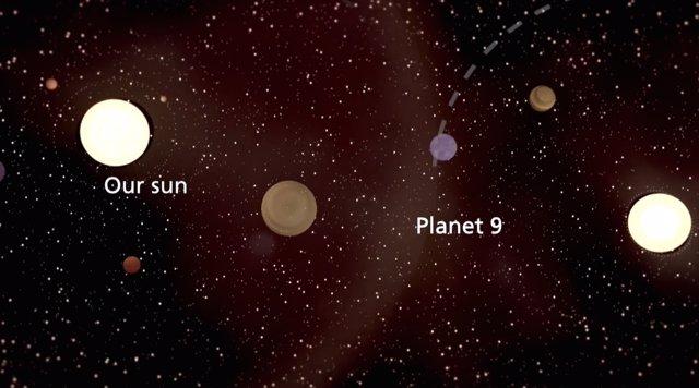 ¿Y si el Planeta 9 es un exoplaneta dentro del Sistema Solar? ( LUND UNIVERSITY )