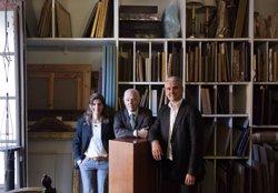 Artur Ramón Art obre un centre de gestió d'art barceloní de referència internacional (JORDI BARON)