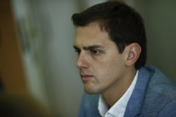 Rivera demana a Rajoy que no prometi baixar impostos si després no ho fa (EUROPA PRESS)