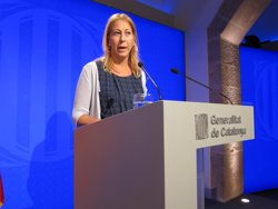 La Generalitat exigeix a Ada Colau liderar solucions per acabar amb els disturbis a Gràcia (EUROPA PRESS)