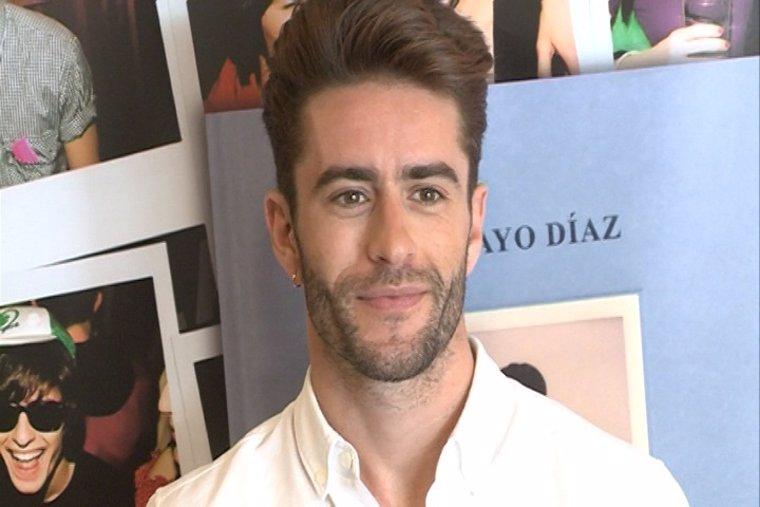 Pelayo Díaz presenta su primer libro: 'Indomable'