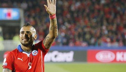 """Vidal: """"Llego en mi mejor momento, con muchas ganas de ayudar a Chile"""""""