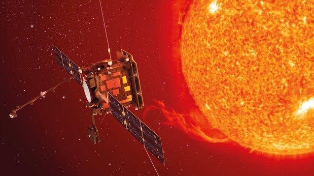 Foto: Tecnología valenciana en una misión espacial para acercarse al Sol (ESA)