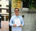 Universitarios piden a la Defensora que investigue e intervenga en el sistema de becas