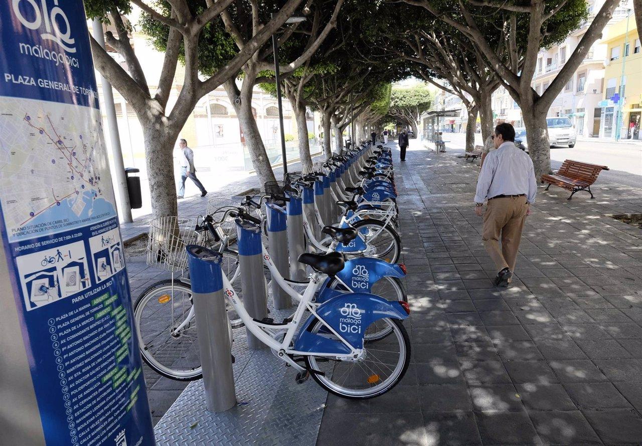 M laga sede del primer curso de verano sobre movilidad - Anclaje para bicicletas ...