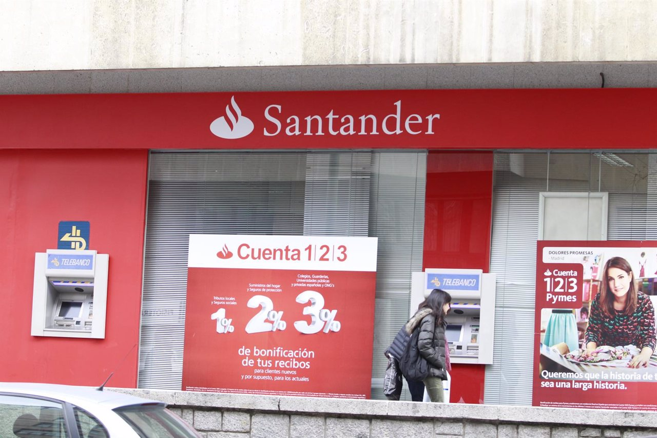El santander lanza mi otra 1 2 3 una tarjeta revolving for Santander cajeros madrid