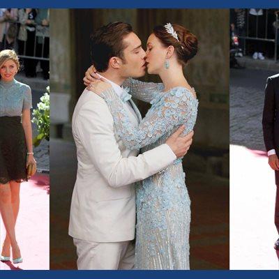 Foto: Manual de estilo para ser el invitado perfecto a cualquier tipo de boda (MANZANARES, GOSSIP GIRL, CAYETANO RIVERA)