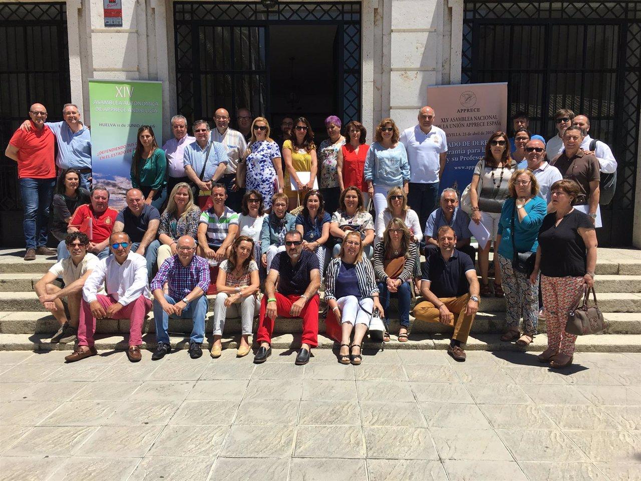 Asamblea de profesores de religión en centros estatales andaluces