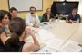 Foto: Primera reunión técnica del plan funcional del Hospital de Guadalajara