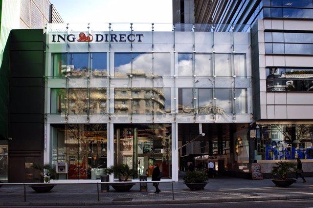 Ing el banco con mejor experiencia de cliente for Oficina ing madrid