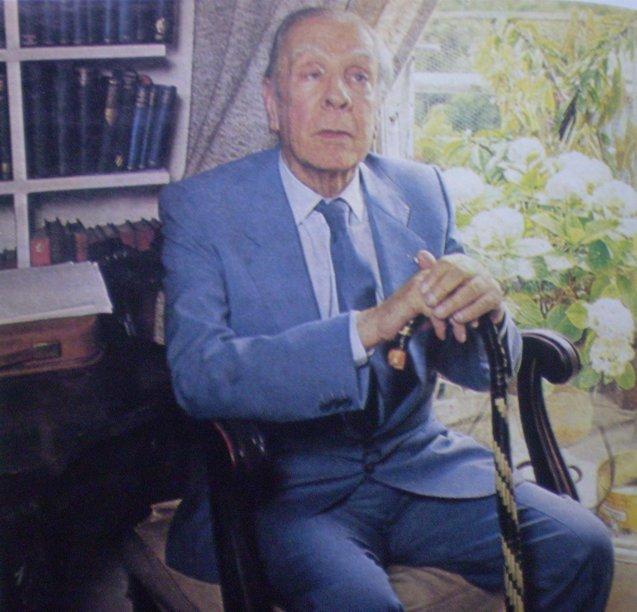 """Foto: María Kodama: """"No creo que quede nada por descubrir de Jorge Luis Borges"""" (WIKIPEDIA)"""