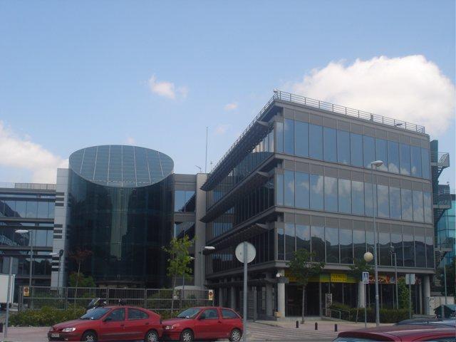 Audatex solera holdings ampl a sus oficinas en madrid for Oficina 42 madrid