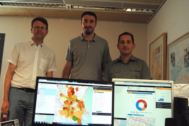 Foto: La UPV idea una herramienta que combina geomática y márketing para ganar votos (UPV)