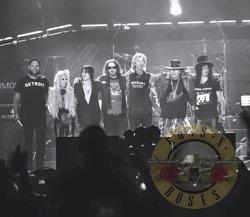 Axl, Slash y Duff inician en Detroit la gira de reunión de Guns n' Roses (GUNS N' ROSES FACEBOOK)