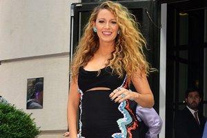 5 looks que demuestran que Blake Lively es la embarazada más cool del mundo